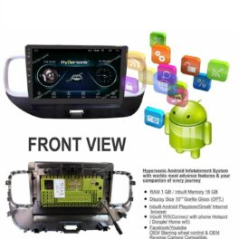 Hypersonic Hyundai Venue Android Stereo