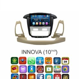 Hypersonic Toyota Innova Android Stereo