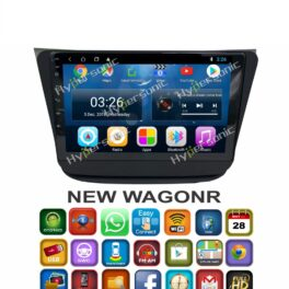 Hypersonic New Wagon-R Android Stereo