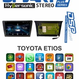 Hypersonic Toyota Etios Cross Android Player