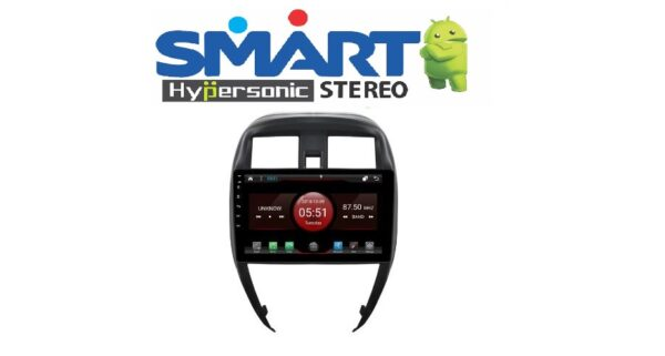 Hypersonic Nissan New Sunny Android Stereo