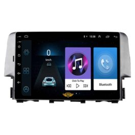 Ateen Honda Civic New Car Music System