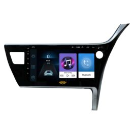 Ateen Toyota New Altis Car Music System