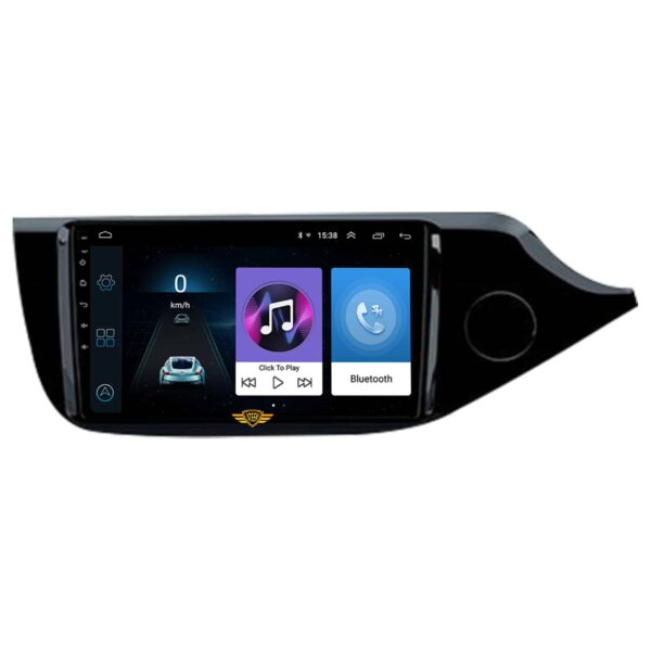 """Ateen Kia Ceed Car Music System with Navigation Touch Screen 9""""inch Display Android Player / Stereo"""