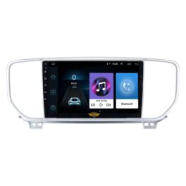 "Ateen Kia Sportage Car Music System with Navigation Touch Screen 9""inch Display Android Player / Stereo"