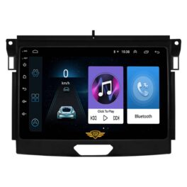 Ateen Ford New Endeavour Car Music System
