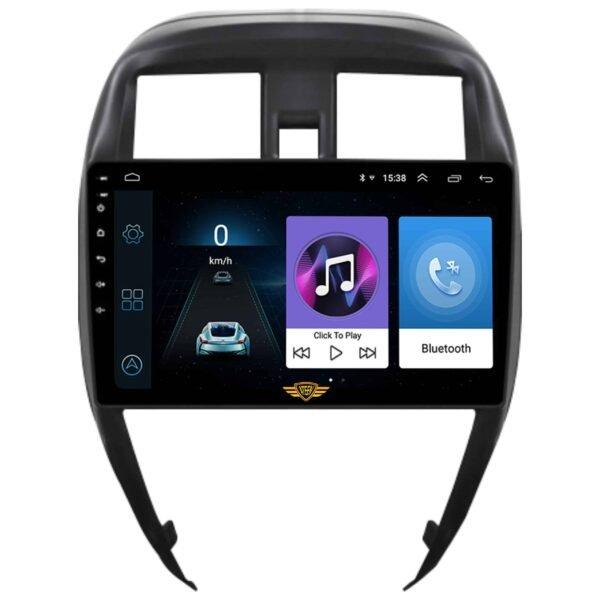Ateen Nissan New Sunny Car Music System