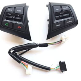Steering Wheel Controls For Old Hyundai Creta