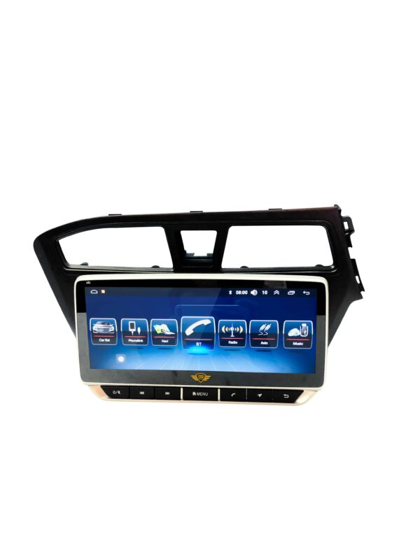 Ateen BMW Series Car Android Music System For Hyundai Old i20