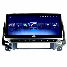 Ateen BMW Series Car Android Music System For Hyundai Santa Fe Floating Display Stereo