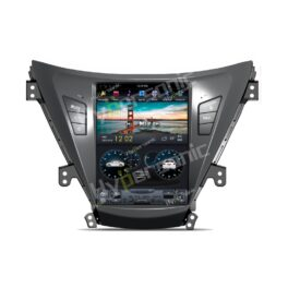 """Hypersonic 10.4"""" Elantra (2012) PX3/PX6 Tesla Android Player"""