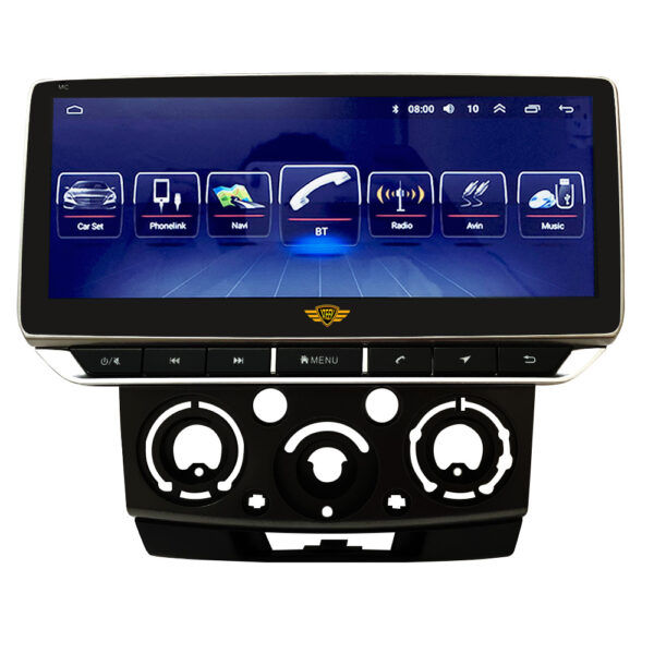 Ateen BMW Series Car Android Music System For Ford Endeavour