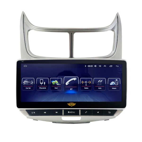 Ateen BMW Series Car Android Music System For Chevrolet Sail