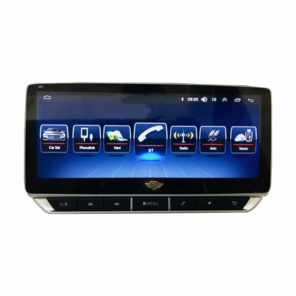 Ateen BMW Series Car Android Music System For Honda Brio