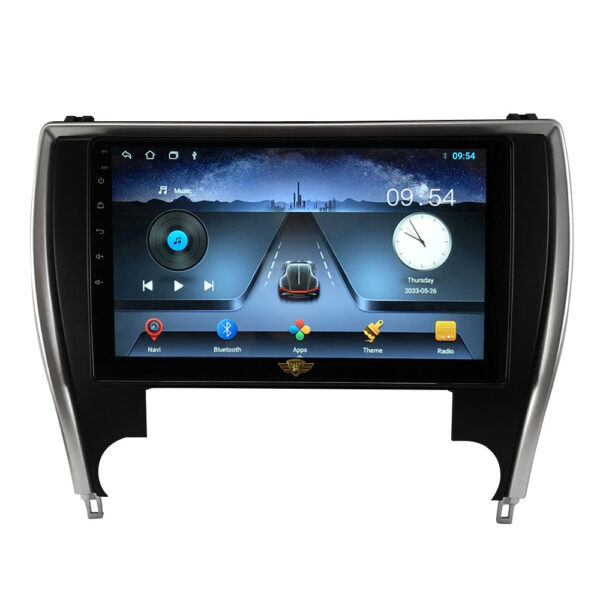 Ateen Camry Car Music System