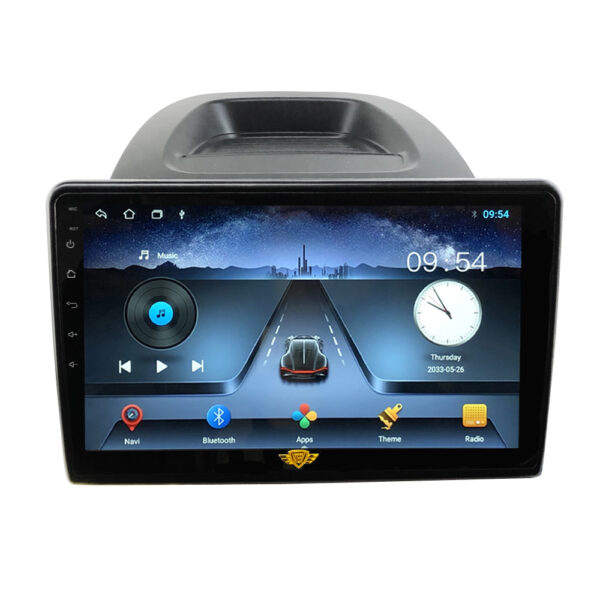 Ateen Ford New EcoSport Car Music System