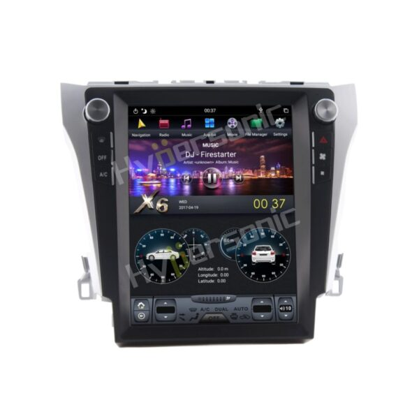 Hypersonic Camry 2012-16 Tesla Android Player