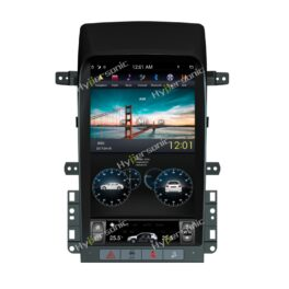 Hypersonic Captiva 2008-12 Tesla Android Player