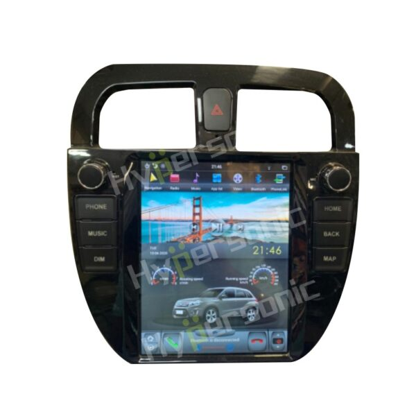 Hypersonic Brezza Tesla Android Player