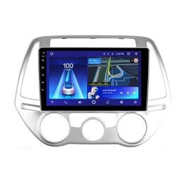 Hypersonic Hyundai old i20 (Manual AC) Android Player